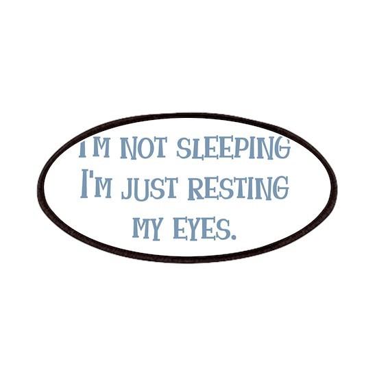 Resting My Eyes