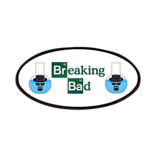 Breaking Bad Sciene Flask Banner L