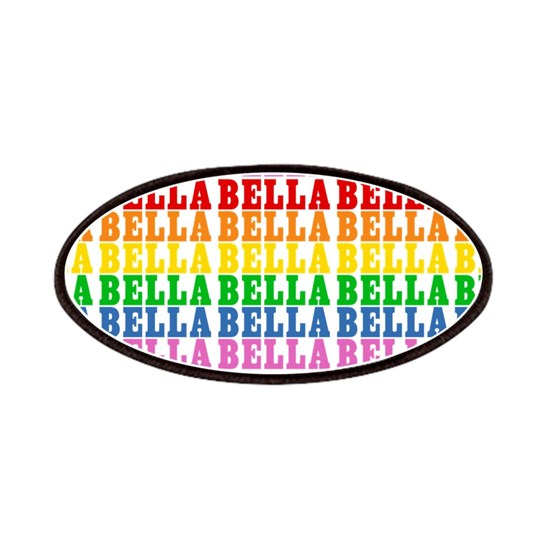 Rainbow Bella Pattern