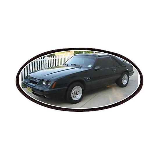 84 Mustang