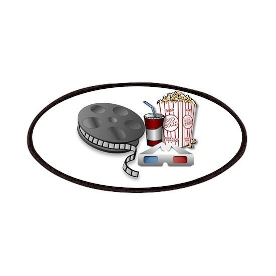3D Cinema Movie Popcorn