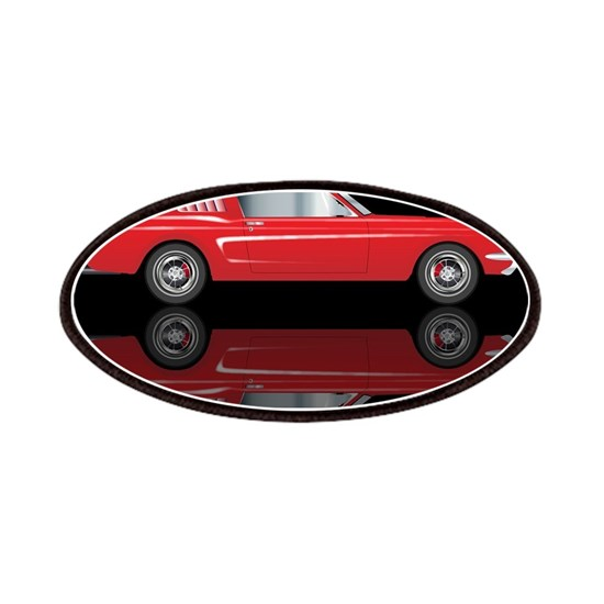 Very Fast Red Car