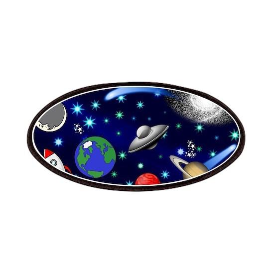 Kids Galaxy Universe Illustrations