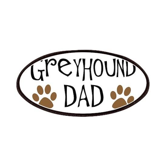 greyhound dad oval