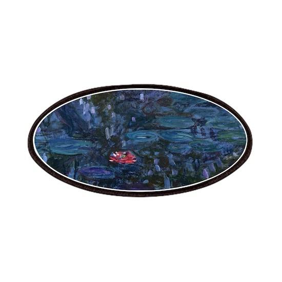 Claude Monet's Nympheas reflets de saule