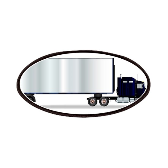 Truck Tractor Unit And Trailer