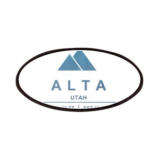 Alta Ski Resort Utah