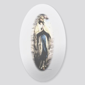Mary Sticker