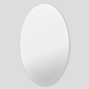 bell still Sticker (Oval)