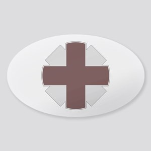 44th Medical Command Sticker (Oval)