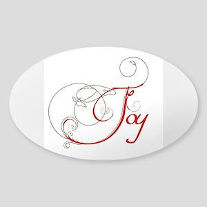 Joy! Sticker