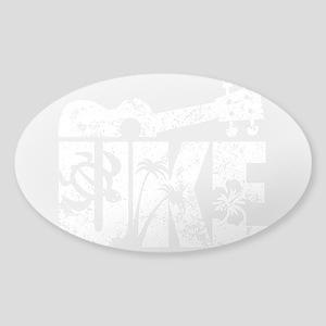 UKE Ukulele Sticker