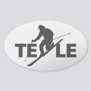 TELE Sticker (Oval)