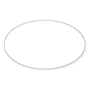 CafePress Vanessa Oval Sticker Sticker 48202081 Oval