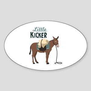 Little KICKER Sticker