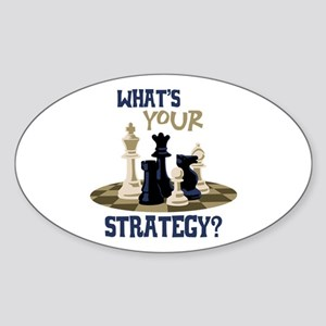 WHATS YOUR STRATEGY? Sticker