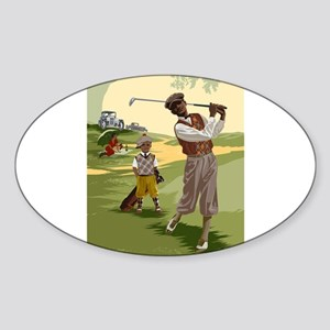 Golf Game Sticker
