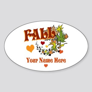 Fall Gifts Sticker