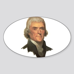 Thomas Jefferson Sticker