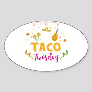 Tacos 2 Taco Twosday Sombrero Birthday Gif Sticker