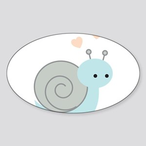 Lovely Snail Sticker