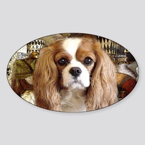 Cavalier King Charles Spani Sticker