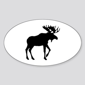 Park City Souvenir Moose Sticker