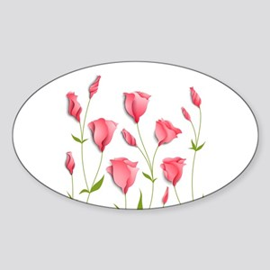 Pretty Flowers Sticker