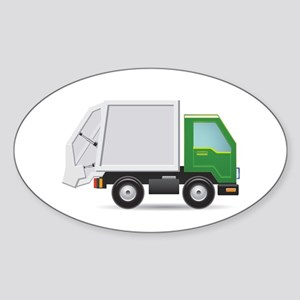 Garbage Truck Sticker