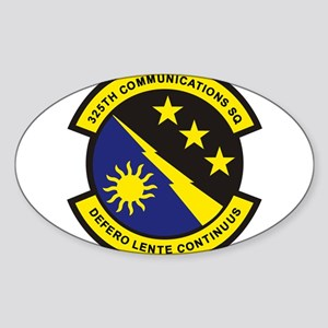 325th Comm SQ Sticker