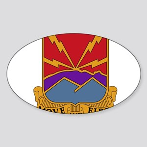 US Army 593th Field Artille Sticker