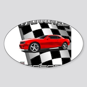 Musclecar Top 100 d13006 Sticker