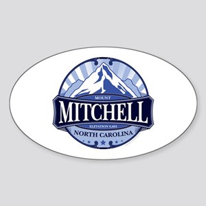 Mount Mitchell North Carolina Sticker
