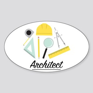 Architect Sticker