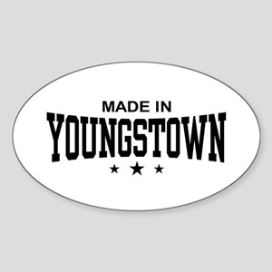 Made In Youngstown Sticker (Oval)