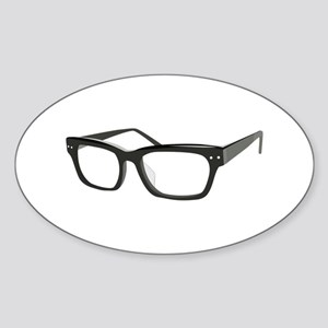 Eye Glasses Sticker