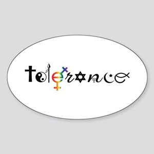 Tolerance Sticker