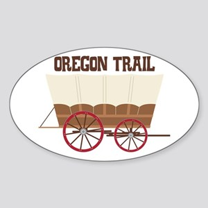 Oregon Trail Sticker