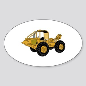 Skidder Sticker