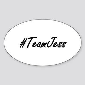 Team Jess Sticker