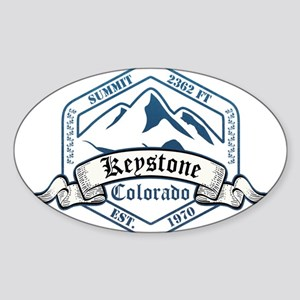 Keystone Ski Resort Colorado Sticker