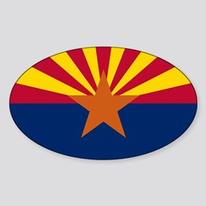 Arizona: Arizona State Flag Sticker