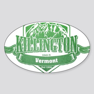 Killington Vermont Ski Resort 3 Sticker
