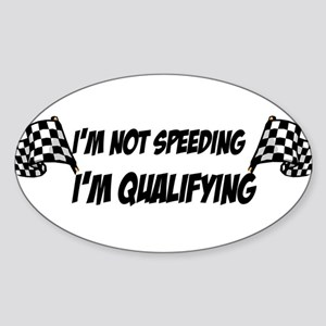 qualfyingbumpersticker Sticker