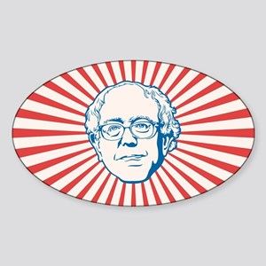 Emit the Bern Sticker (Oval)