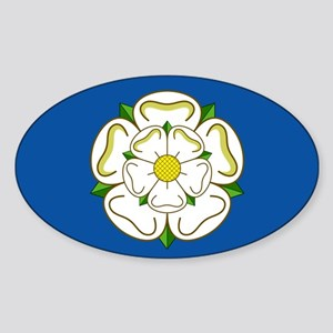 Flag of Yorkshire Sticker