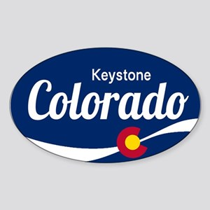 Epic Keystone Ski Resort Colorado Sticker