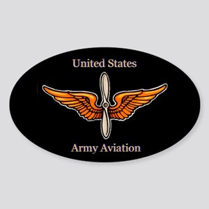 Army Aviation Wings sticker