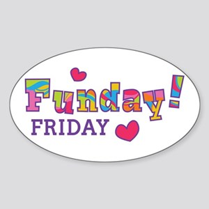 Friday Funday! Sticker