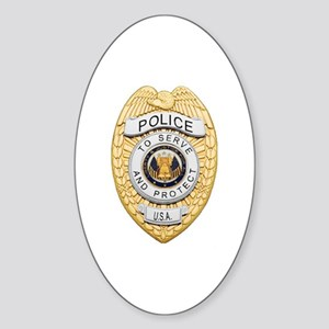 Police Stickers - CafePress